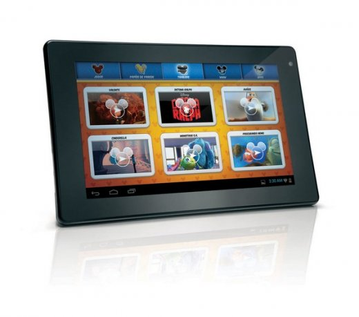 Magic Tablet TT-2500 Tectoy / Android 4.0 / 2MP / HDMI / USB