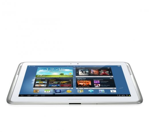Samsung Galaxy Note N8010 / Branco / LED 10.1