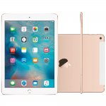 iPad Air 2 Apple Wi-Fi + Cellular 16GB 4G Tela Retina de 9,7