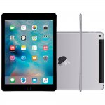 iPad Air 2 Apple Wi-Fi + Cellular 128GB 4G Tela Retina de 9,7
