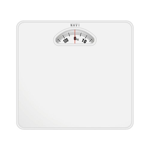Balanca Navi Kikos Suporta Ate 120kg Branco