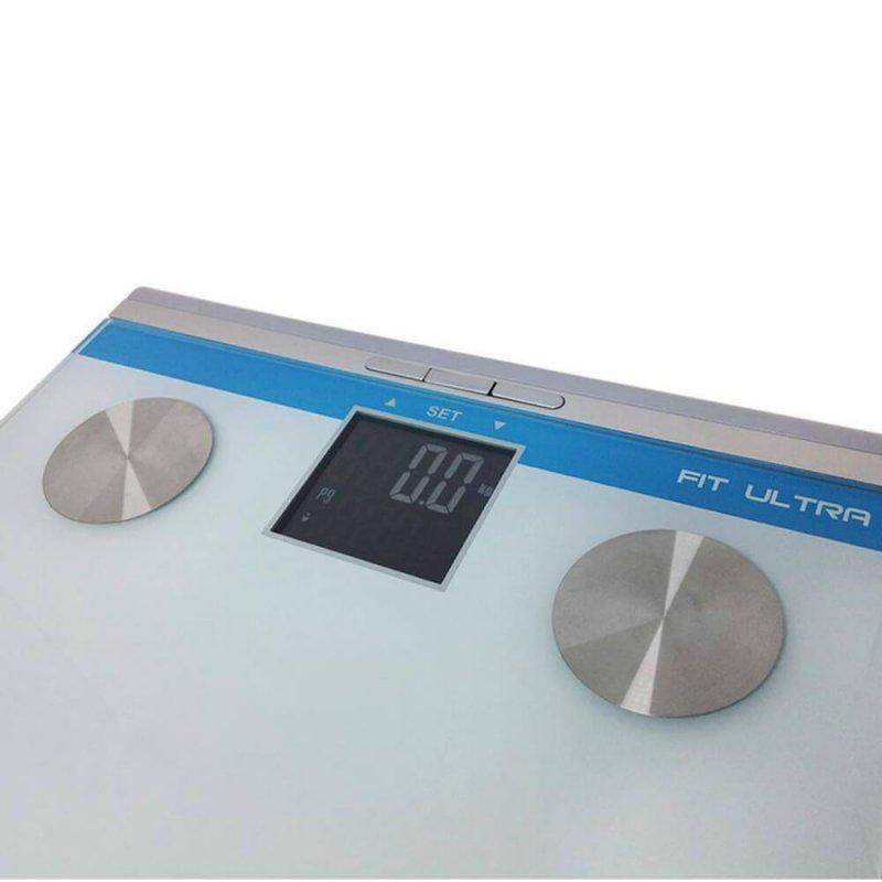 Balança Digital Gama Italy Fit Ultra com Capacidade de 150kg