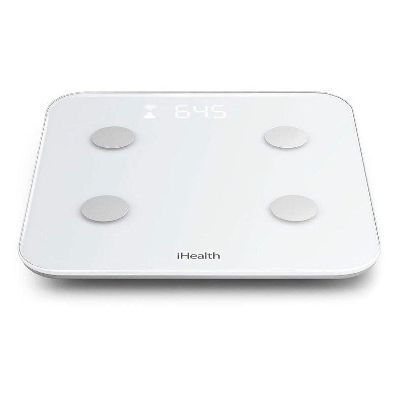 Oferta Balança Ihealth Incoterm Core Bioimpedância 9 Medições 180kg por R$ 699