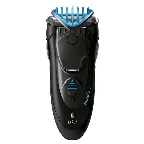 Barbeador Braun ABC2936 Cruzer 5 Face Bivolt com ajuste de corte