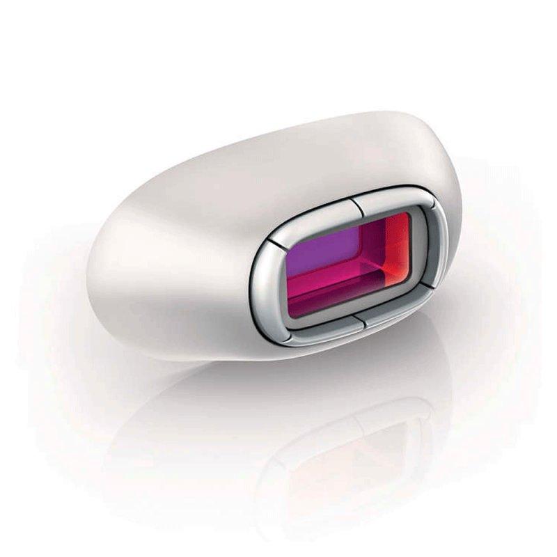 Depilador Philips SC2003/00 Lumea Precision Plus Cinco Ajustes de Luz Sem Fio Branco Bivolt