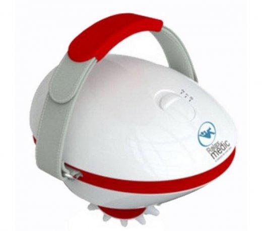 Massageador Celltech Relax Medic Vermelho Bivolt