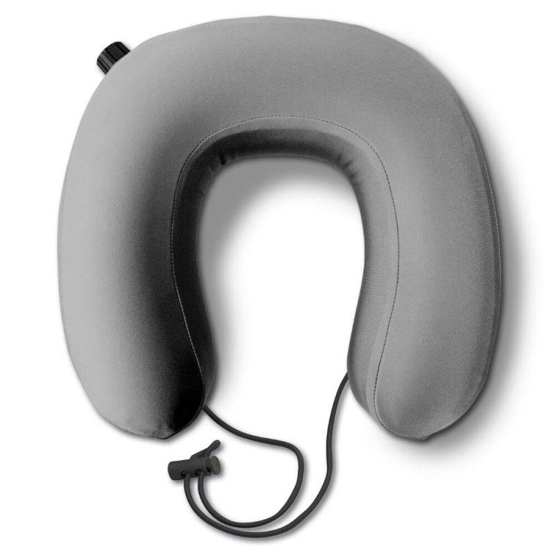 Apoio de Pescoço Multi Função Relax Medic Air Neck Pillow Cinza