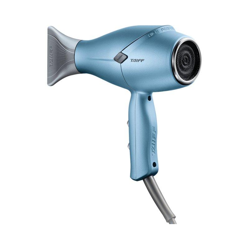 Secador Taiff Fox Ion 3 Kompress Blue 2200w Com Tecnologia Cerâmica 1