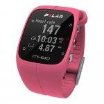 Relógio Polar M400 com Monitor Cardíaco e de Atividades GPS Rosa
