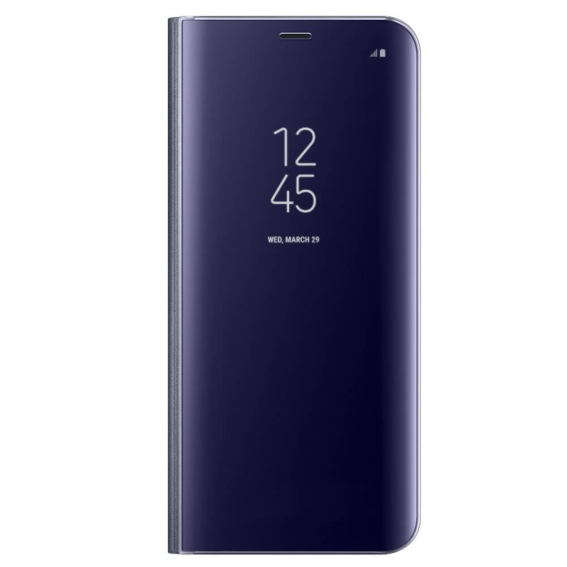 Capa Protetora Samsung Clear View Standing Cover para Galaxy S8 Plus - Ametista