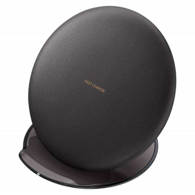 Carregador Sem Fio Samsung Premium AFC Preto com 2 Posicoes