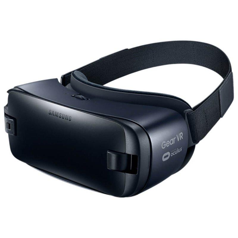 Óculos 3D Samsung Gear VR SM - R323 Preto Tecnologia Preto