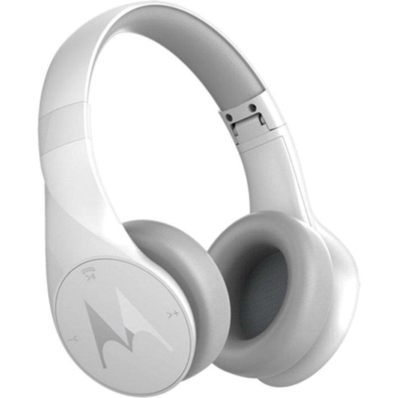 Fone De Ouvido Motorola Pulse Escape Plus - Bluetooth Com Microfone E