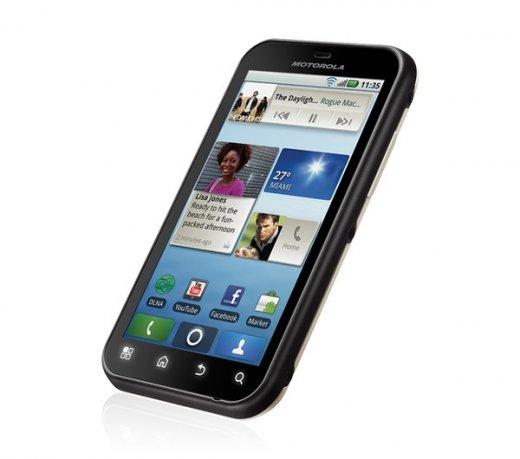 Smartphone Motorola Defy / Android 2.3 / 5MP / 8GB / Tela 3.7