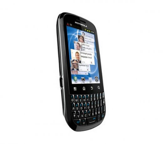 Smartphone Motorola Spice Key XT316 / Android 2.1 / 3.2MP / Bluetooth / Wi-Fi / GPS / MP3