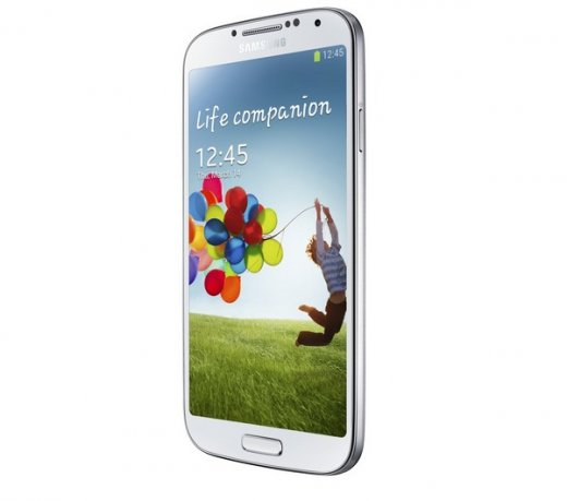 Smartphone Samsung Galaxy S4 I9505 / Branco / 4G / Android 4.2 / 13MP / 16GB / Tela 5