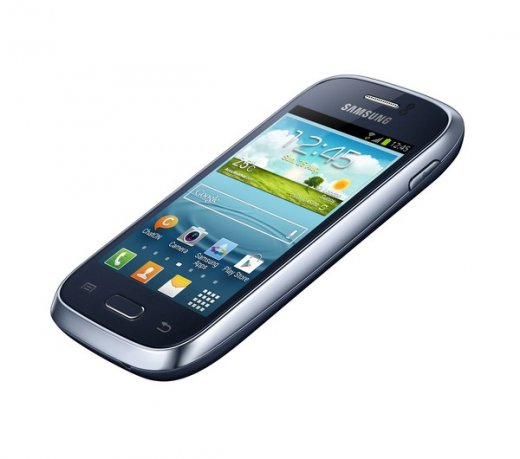 Pics Photos - Samsung Galaxy Young Duos Tv Prata Android 4 1