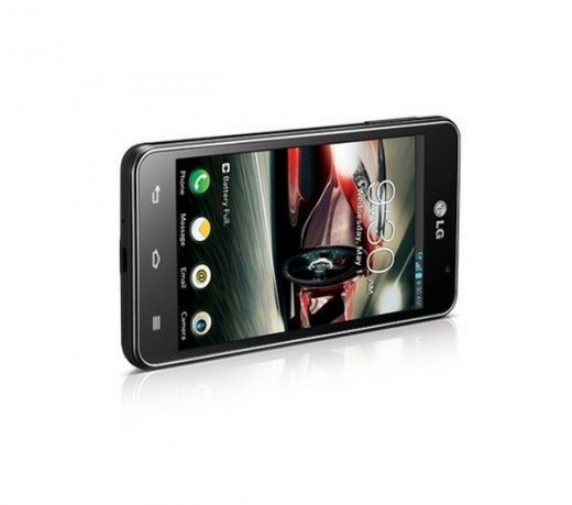 Smartphone LG Optimus F5 P875H / Android 4.1 / Display 4.3