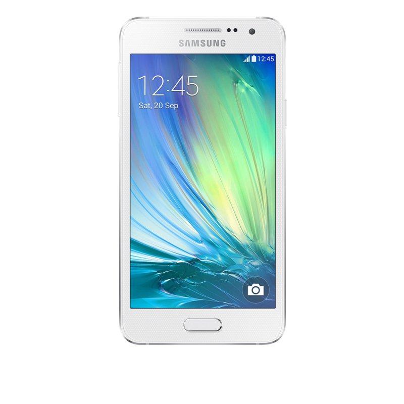 Smartphone Samsung Galaxy A3 Desbloqueado 16GB Android 4.4 Tela 4.5