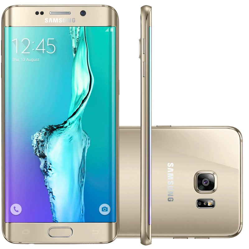 Smartphone Samsung Galaxy S6 Edge Plus 32GB Android 5.0 4G Super Amoled 5,7 ´ Wi Fi 16MP / Desbloqueado