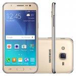 Smartphone Samsung Galaxy J5 Duos Dourado 5