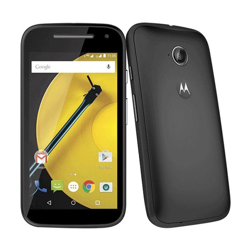 Smartphone Motorola Moto E 2ª Geração Colors Dual Chip Desbloqueado Android 5.0 Tela 4.5 Preto / Desbloqueado