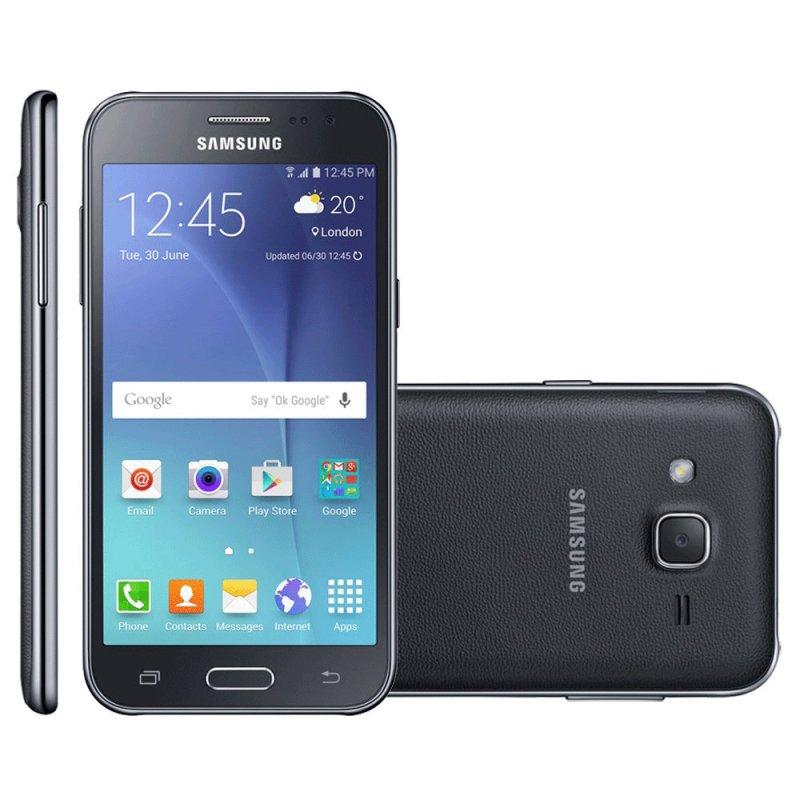 Smartphone Samsung Galaxy J2 TV Duos Preto 2 Chips Quad Core de 1.1 Ghz Câmera de 5.0 MP Android 5.1 12 meses 4.7 polegadas Ions de lítio Preto Sim Sim Sim Sim Sim Sim Sim 4G Sim Sim Sim Sim Sim 8GB Sim Sim Sim Sim Sim Sim Sim Sim Sim Sim