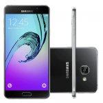 Smartphone Samsung Galaxy A5 2016 Preto Tela de 5.2