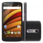 Smartphone Motorola X Force Preto 64GB com Tela de 5.4