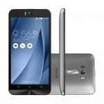 Smartphone Asus Zenfone Selfie Prata 32GB Tela de 5.5