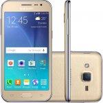 Smartphone Samsung Galaxy J2 TV 8GB Dourado 4,7