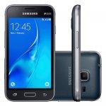 Smartphone Samsung Galaxy J1 Preto 8GB 4.0