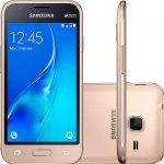 Smartphone Samsung Galaxy J1 Mini Dourado 8GB Dual Chip Tela de 4
