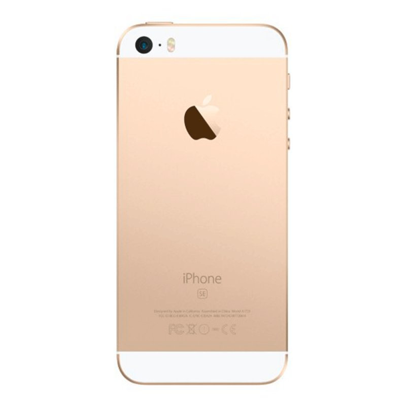 iphone se apple 16gb dourado ios 9 4g touch chip a9 e. Black Bedroom Furniture Sets. Home Design Ideas