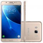 Smartphone Samsung Galaxy J7 Metal Dourado 16GB Dual Chip 4G Câmera de 13MP e 2GB de RAM