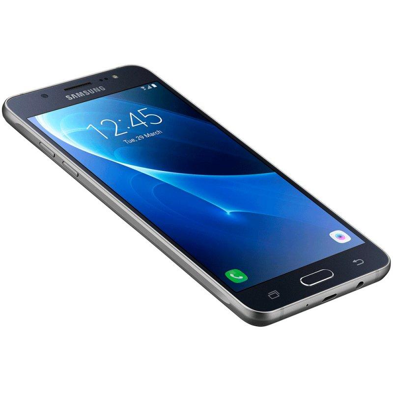 Smartphone Samsung Galaxy J7 Metal Preto 16GB Dual Chip 4G Android 6.0 e Câmera de 13MP