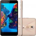 Smartphone Quantum Muv Dourado 5,5