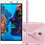 Smartphone Quantum Muv Pro Cherry Blossom Rosa 5,5