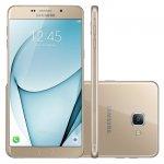 Smartphone Samsung Galaxy A9 Dourado Duos 6