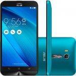 Smartphone Asus Zenfone Go Live Azul 16GB TV Digital Tela de 5,5