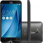 Smartphone Asus Zenfone Go Live Cinza 16GB TV Digital Tela de 5,5