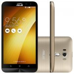 Smartphone Asus Zenfone GO LTE Dourado 16GB Dual Chip Quad Core Tela 5,0