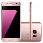 Smartphone Samsung Galaxy S7 Rose Flat 32GB 5,1