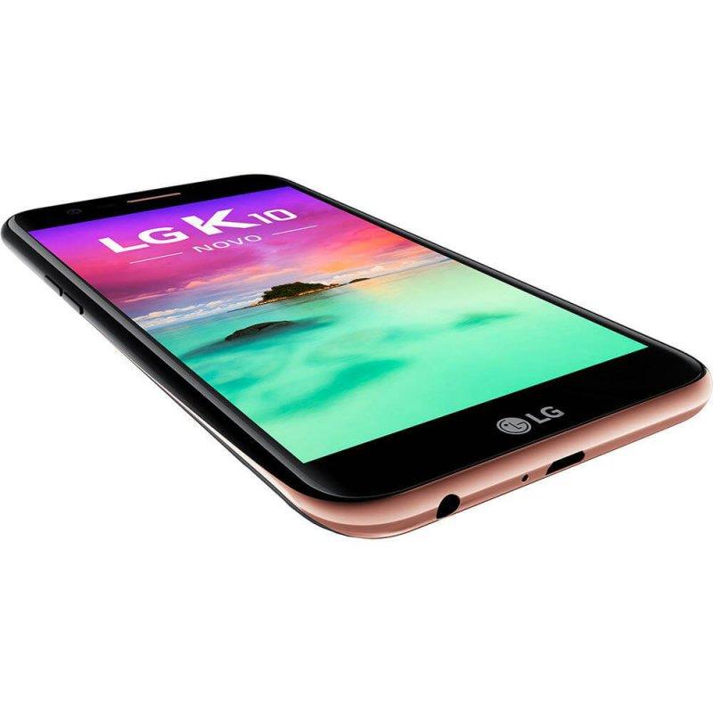 Smartphone LG K10 Novo Preto 32GB 5,3