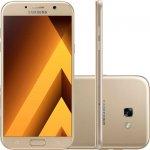 Smartphone Samsung Galaxy A7 2017 Dourado 5,7