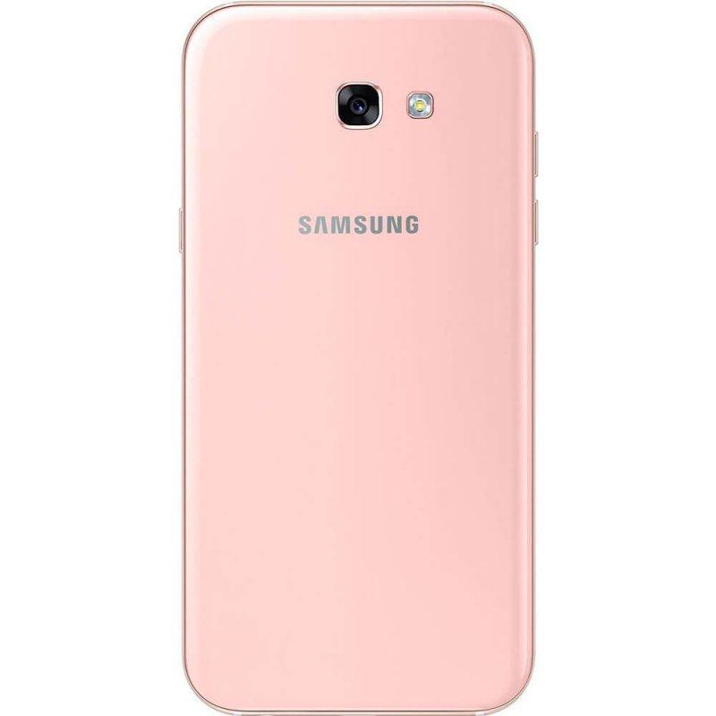 smartphone samsung galaxy a7 2017 rosa compre online girafa. Black Bedroom Furniture Sets. Home Design Ideas