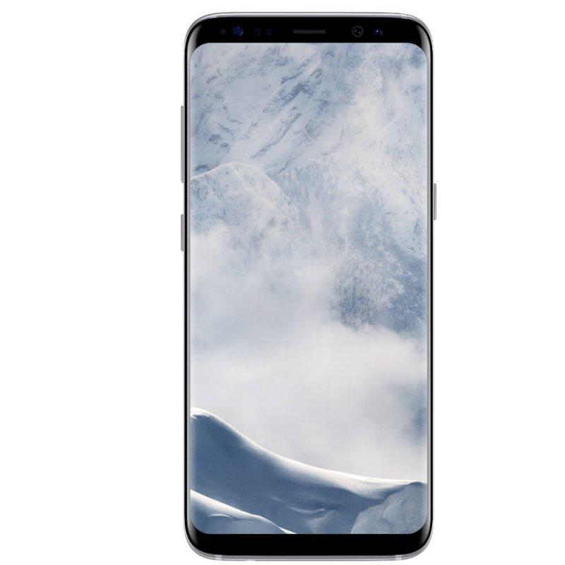 Smartphone Samsung Galaxy S8 Prata 5.8