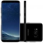 Smartphone Samsung Galaxy S8 Preto 5.8