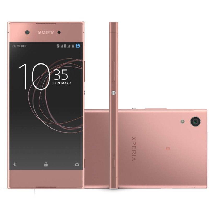Smartphone Sony Xperia XA1 Rose 5 ´ Câmera de 23MP 32GB Octa Core e 3GB de RAM