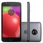 Smartphone Motorola Moto E4 Plus Titanium DualChip 16GB Tela 5.5